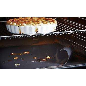 Babz 2 pack oven cooker liner set heavy duty non stick
