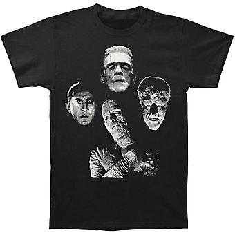 Universal Monsters Horror Band T-paita