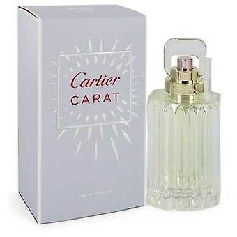 Cartier Carat By Cartier Eau De Parfum Spray 3.3 Oz (women) V728-545311