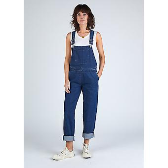 Prue regular fit Denim dungarees