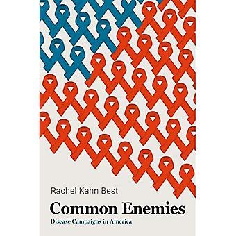 Gemeenschappelijke vijanden: Ziektecampagnes in Amerika