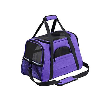 Soft And Comfortable Pet Travel Bag For Cats And Dogs, Multifunctional Foldable Pet Bag, Easy To Carry Pet Bag