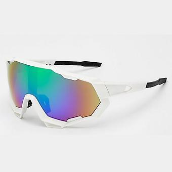 Profesjonalne spolaryzowane okulary rowerowe