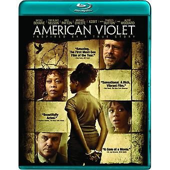 American Violet [BLU-RAY] USA import