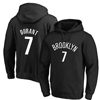 Brooklyn Nets No.7 Kevin Durant Pullover Hoodie Swearshirt Tops 3WY467