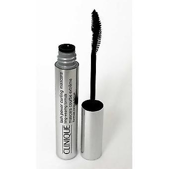 Clinique Lash Power Curling Mascara Long Wear 6ml Black Onyx #01 -Box Imperfect-
