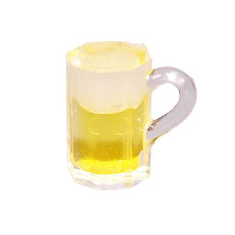 Dolls House Pint Of Lager Glass Mug Ale Beer Miniatuur 1:12 Pub Bar Accessoire