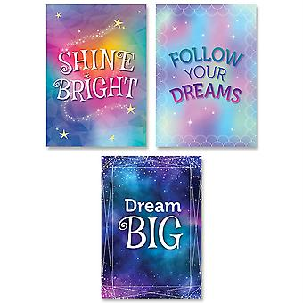 Mystical Magical Inspire U 3-Poster Pack