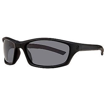 Freedom Foldable Sport Wrap Sunglasses - Matte Black
