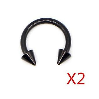 Body Jewelry Fake, Nose, Goth Punk Lip Ear Clip On, Septum Piercing Hoop Rings