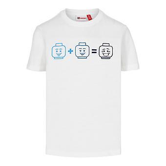 Lego käyttää Legowear Lego Tshirt Tias 302 Off White