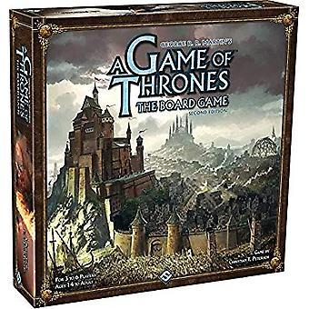 Een spel van tronen het bordspel