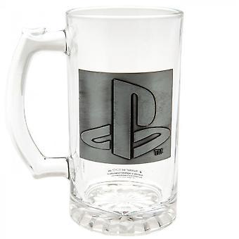 Playstation Beer Stein