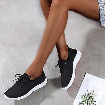 Fashion Breathable Mesh Casual Shoes