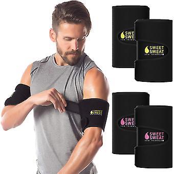 Pesquisa esportiva Aparadores de braço de suor doce