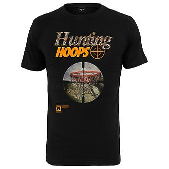 Mister Tee Graphic Shirt - HUNTIC HOOPS black
