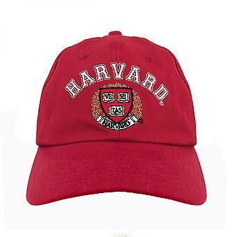Harvard University Logo Adjustable Hat