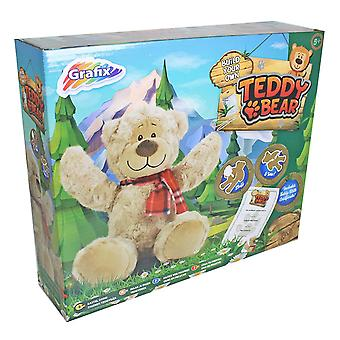 Build your teddy bear set