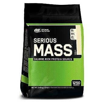 Optimum Nutrition Serious Mass 5 kg
