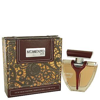 Armaf momento pitsi eau de parfum spray armaf 538276 100 ml