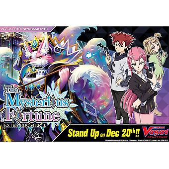 CardFight Vanguard TCG: The Mysterious Fortune Extra Booster Box (12 Packs)