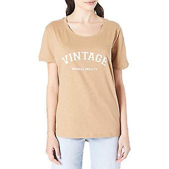 LTB Jeans Rozeca T-Shirt, Tigers Eye 11780, S Donna
