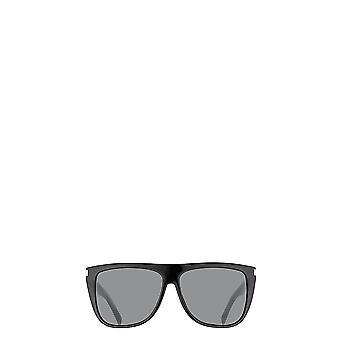 Saint Laurent SL 1 musta unisex aurinkolasit