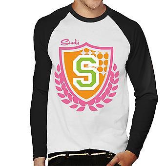 Sindy S Men's Baseball Long Sleeved T-Shirt