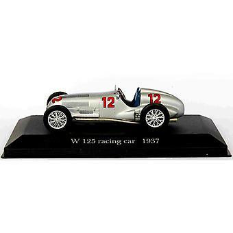 Mercedes Benz W125 (1937) miniature voiture