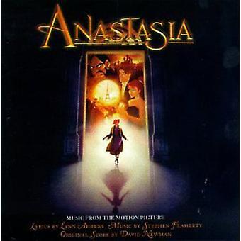 Various Artists - Anastasia [CD] USA import