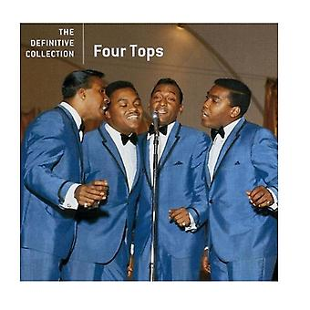 Four Tops / De Definitieve Collectie CD