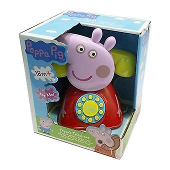 Mobile phone CYP Peppa Pig (29,5 x 7,5 x 38 cm) (EN)