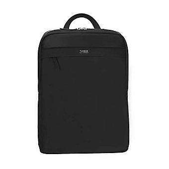 Targus Newport Ultra Slim Ryggsekk Trendy for reise og pendler passer opptil 15-tommers bærbar PC, svart (TBB598GL)