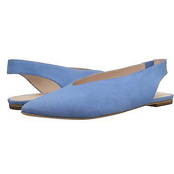 Loeffler Randall Women's Eve (Kid Suede) Loafer Flat