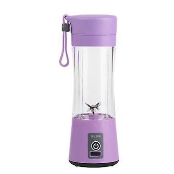 380ml Electric Juicer Cup Portable USB Wireless Juicer