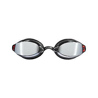 HUUB براونلي 2 كبار البالغين نظارات السباحة - أسود / رمادي