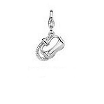 Woman's charm link Ti Sento 8214SI (2 cm)