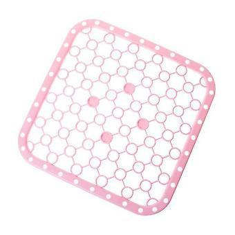 5Pcs Anti Slip Draining Board Multifunctional Pad Vegetable Fruits Heat Insulation For Dish Sink