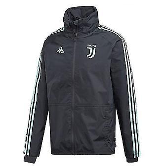 Juventus FC Unisex Vuxen Adidas Jacka
