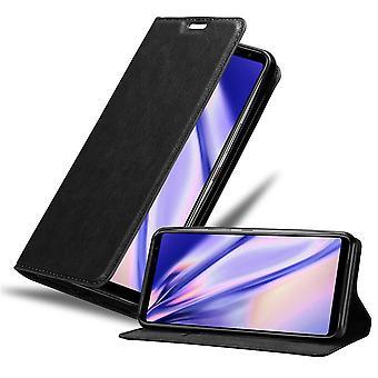 Hoesje voor Asus ROG Phone 3 Opvouwbaar Telefoonhoesje - Hoesje - met Standaardfunctie en Kaartlade
