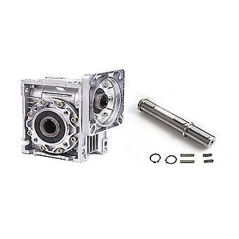 30:1 Schneckengetriebe-Reduzierer - Ausgangswelle für Sevor / Stepper Motor