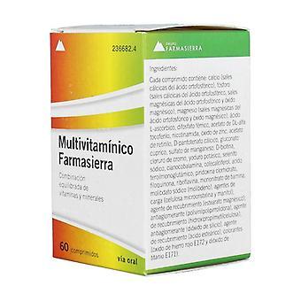 Multivitamin 60 tablets