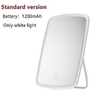 Originale youpin jordan judy intelligente portatile trucco specchio desktop led luce pieghevole portatile