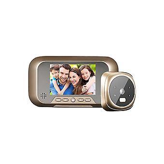 3.0 '' Digital Door Viewer Smart LCD Digital Peephole Türkamera Viewer HD Monitor mit Nachtsicht Weitwinkel für Haussicherheit