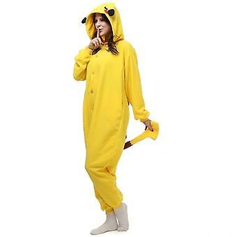 Pajamas Pikachu Pique Outfit Costume 165-175 Xl