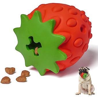 Juguetes para perros para masticadores agresivos, juguete indestructible para perros masticables para entrenamiento y limpieza, juguetes duraderos de goma para perros
