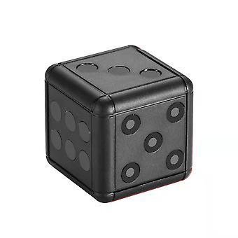 ナイトビジョンブラックミニ隠しスパイカメラ
