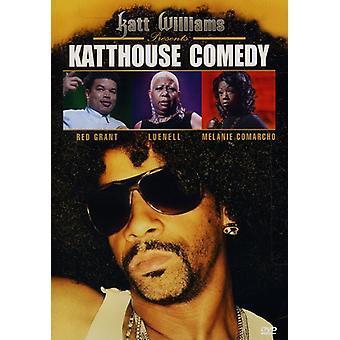 Katt Williams Presents: Katthouse komedie [DVD] USA importeren