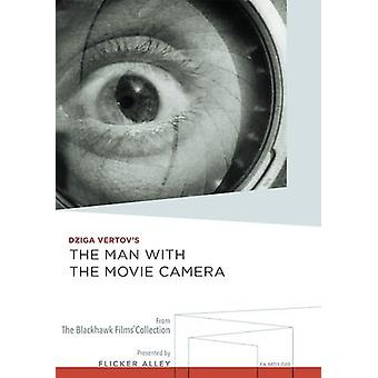 Man with a Movie Camera [DVD] USA import