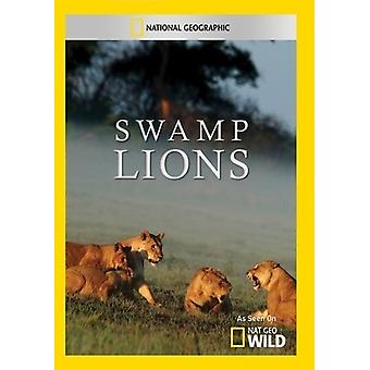 Swamp Lions [DVD] USA import